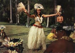 Tahiti - Danseuse De Otea - Polynésie Française