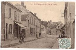 CPA Gouvieux La Côte De Chantilly 60 Oise - Unclassified