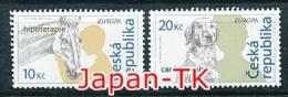"""TSCHECHISCHE REPUBLIK  Mi.Nr. 472-473  EUROPA CEPT """"Integration"""" 2006 - MNH - 2006"""