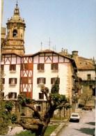C P S M-C P M-----ESPAGNE---HONDARRIBIA----plaza Del Obispo----voir 2 Scans - Espagne