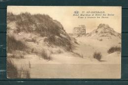 ST-IDESBALD : Hotel Maritime Et Hotel Des Bains , Gelopen Postkaart (GA12114) - Autres
