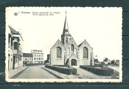 WENDUINE  : Grote Ingang Der Kerk , Niet Gelopen Postkaart  (GA12116) - Wenduine