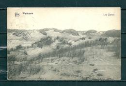 WENDUINE : Les Dunes,  Gelopen Postkaart 1922  (GA12161) - Wenduine