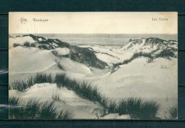 WENDUINE : Les Dunes,  Gelopen Postkaart 1922  (GA12163) - Wenduine