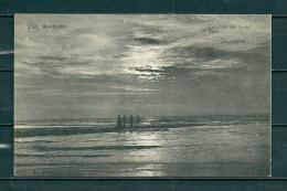 WENDUINE : Coucher De Soleil,  Gelopen Postkaart 1922 (GA12166) - Wenduine