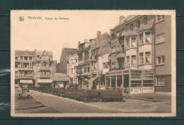WESTENDE : Avenue Des Portiques,  Gelopen Postkaart  (GA12174) - Westende