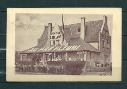 WENDUINE : Pesion Laiterie,  Gelopen Postkaart 1948 (GA12178) - Westende