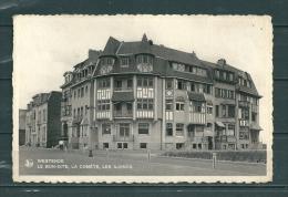 WESTENDE : La Cométe, Gelopen Postkaart  (GA12181) - Westende