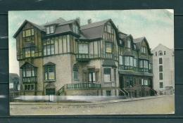 WESTENDE : Le Houx, Niet Gelopen Postkaart  (GA12185) - Westende