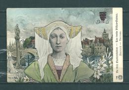 BRUGGE : De Drie Zustersteden,  Gelopen Postkaart 1913 (GA12198) - Brugge