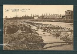 KORTRIJK: Culture Du Lin, Niet Gelopen Postkaart  (GA12437) - Kortrijk