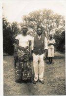 Photo.  Congo. Couple D'Africains. - Luoghi