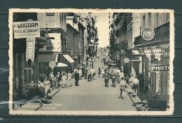 BLAKENBERGE: Rue De L'Eglise,  Gelopen Postkaart 1948 (GA12601) - Blankenberge