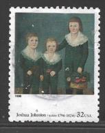 1998 American Art, Single, Johnson, Used - United States