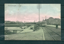 BLAKENBERGE: Le Port,  Gelopen Postkaart 1913 (GA12673) - Blankenberge