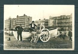 BLAKENBERGE: Scene De Plage,  Gelopen Postkaart 1934 (GA12685) - Blankenberge