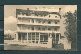 DE HAAN: Clinique Marltime,  Gelopen Postkaart 1924 (GA12719) - De Haan