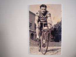 CYCLISME CICLISMO RASPORT WIELRENNEN :  Eugène LETENDRE  PEUGEOT BP  Reproduction - Cyclisme