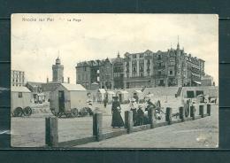 KNOKKE: La Plage, Niet Gelopen Postkaart  (GA12888) - Knokke
