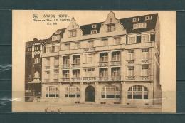 KNOKKE: Digue De Mer,  Niet Gelopen Postkaart  (GA12940) - Knokke