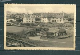 KNOKKE: Binnenhof,  Gelopen Postkaart 1934 (GA12943) - Knokke