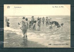 MIDDELKERKE: Les Bains De Mer,  Gelopen Postkaart 1911 (GA13034) - Middelkerke