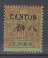 Canton   N° 23  Neuf ** - Canton (1901-1922)
