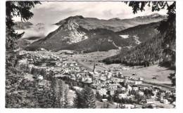 Schweiz - Davos Gegen Rhätikon Seehorn Und Pischahorn - 1968 - GR Graubünden
