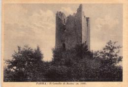 TIZZANO  VAL  PARMA  , Castello Di  Rusino - Parma