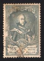 Belgique 1952 Oblitéré Rond Used Stamp Congrès Postal Mondial Bruxelles - Belgique