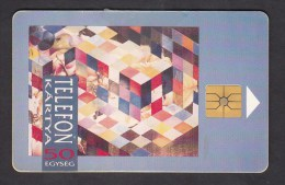 Hongarije / Hungary ,P-1992 - 50 EGYSEG  K. Némethy-Vet Rubik1    -  2 Scans. - Hungary
