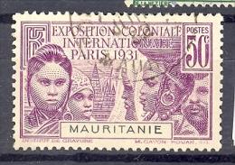 Mauritanie: Yvert 63°; Fine Used, Voir Scan - Oblitérés