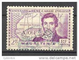 Mauritanie : Yvert 96°; Used - Oblitérés