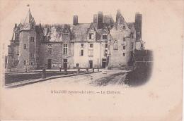 CPA Beaugé - Le Château (4765) - Autres Communes