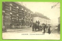 DIEGHEM  /  Couvent Saint-Joseph   (animee) (1910) - Diegem