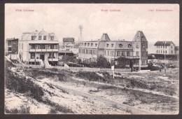 GE383) Amrum - Villa Quedens - Hotel Quedens - Café Hohenzollorn - 1920 - Föhr