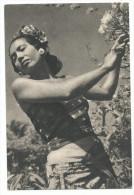 Indonésia ( Indonésie) Typical Balinese Beauty , Femmme Indonésienne, Cpsm, Année 50 , Non Voyagée, Ed Kolff - Nepal