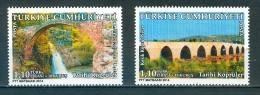 Turkey, Yvert No 3688/3689, MNH - Nuevos