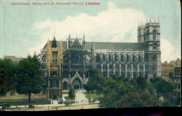 United Kingdom - London - Westminster Abbey And St. Margarets Church - Autres