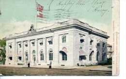 Post Office - Oakland - California - 1906 - Oakland