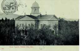 State Capitol - Carson City - Nevada - 1909 - Etats-Unis