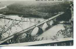 Real Photo - Bridge Over Lake Taneycomo At Branson - Missouri - Branson