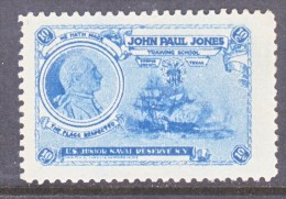JOHN  PAUL  JONES TRAINING  SCHOOL  CORPUS  CHRISTI, TEXAS   * - United States