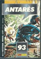ANTARES   N° 93 -  MON JOURNAL 1986 - Mon Journal