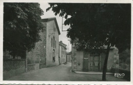 ALBON ALBIN D'ARDECHE - La Place Et Le Temple - Autres Communes