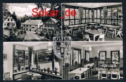 AK Mülheim A.d. Ruhr 1966, Kindererholungsheim, Nordrhein-Westfalen - Muelheim A. D. Ruhr