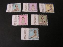 == Luxemburg Charitas 1960  631-638  ** MNH  €  15,00 - Ungebraucht