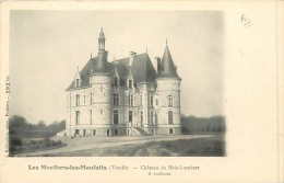 85 LES MOUTIERS-LES-MAUFAITS - Château De Bois Lambert - Moutiers Les Mauxfaits
