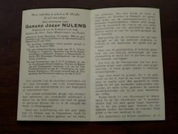 Z.E.H. Gerard Jozef NULENS Grote Spouwen 16 Oct 1880 - Hasselt 27 Mei 1957 ( DP ) ! - Religion & Esotericism