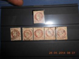 Lot  N°2.lot De N°51 2eme Choix A Etudier,cote 120€ - 1871-1875 Ceres